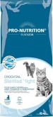 Сухой корм Flatazor Crocktail Steriliseet/ou Light СТЕРИЛ 1КГ