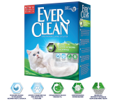Ever Clean Extra Strong Clumping без запаха комкующийся 10кг