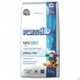 Сухой корм Forza 10 Mini Diet Pesce Рыба 1,5кг
