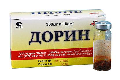 дорин 300 мг инструкция - фото 7