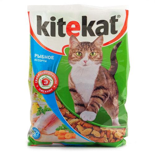 корм для кошек улов рыбака