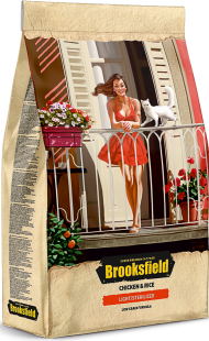 Сухой корм Brooksfield Adult Sterilized курица д/кош 2 кг