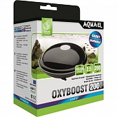 Компрессор Аква Эль OXYBOOST 200 plus 2кан 100л/ч